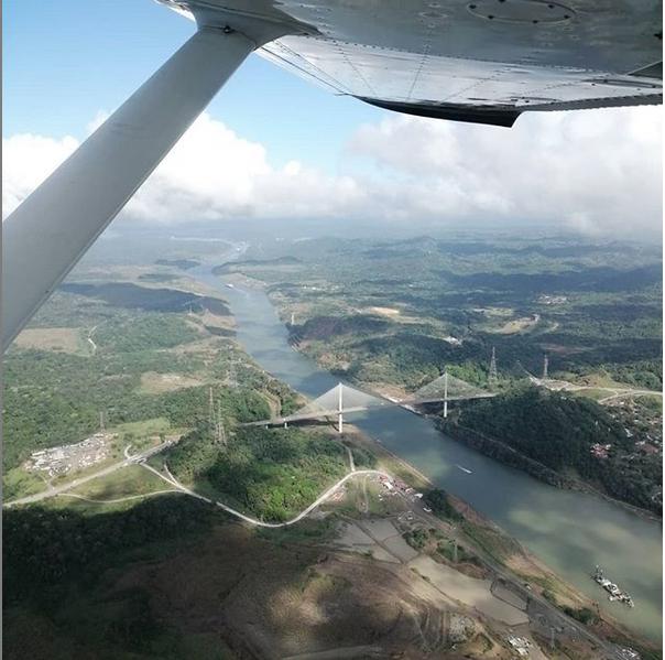 Vista Puente Centenario - Panamá
