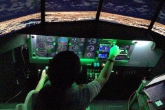 Simulador Red Bird para formación de Vuelo por Instrumentos